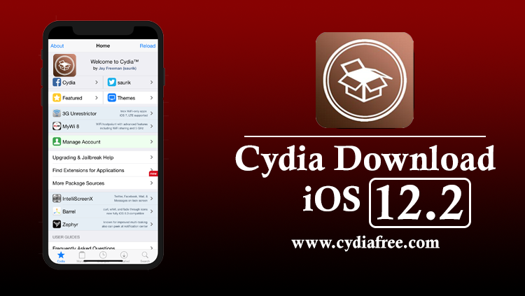 Cydia Download iOS 12 2 and iOS 12 2 Versions With [Cydia Free]