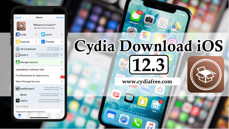 Cydia Download iOS 12 3 1 and iOS 12 3 1 Versions With