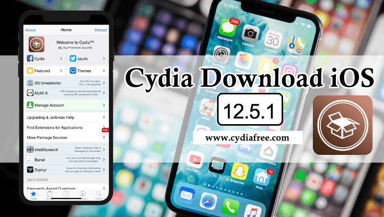 Cydia Download iOS 12 4 1 and Jailbreak iOS 12 4 1 With