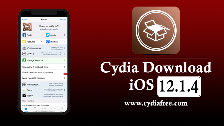 Cydia Download iOS 12.1.4 Versions With [Cydia Free]