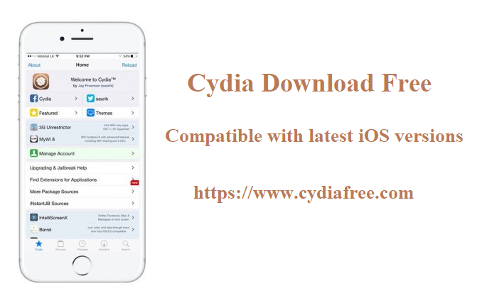 Download zeusmos cydia app and install tons of apps and games for free.