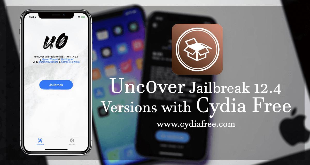 uncover jailbreak ios 12.4